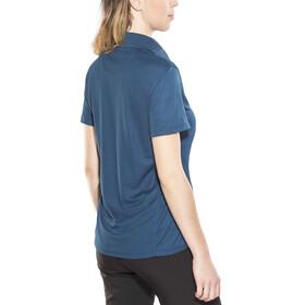 Meru Wembley - T-shirt manches courtes Femme - bleu